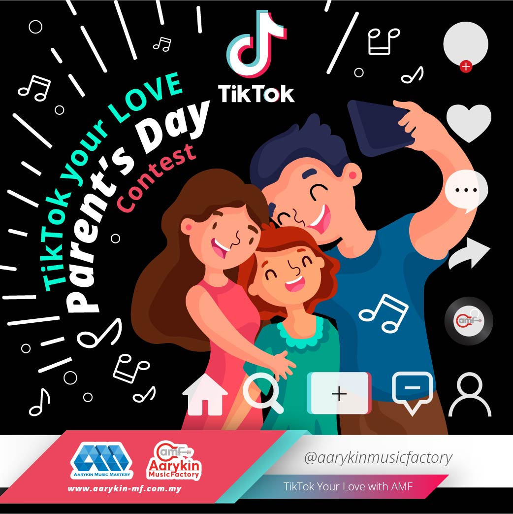 Parent's Day TikTok your Love with AMF post thumbnail